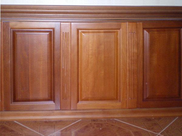 Стеновые панели деревянные