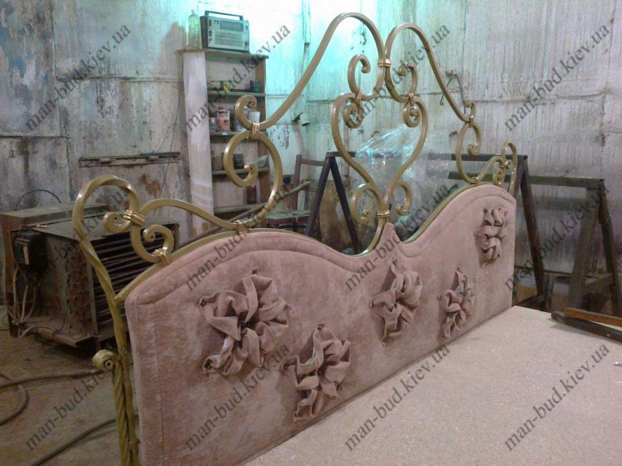 Кованые кровати - купить в Киеве и по Украине, цена, фото