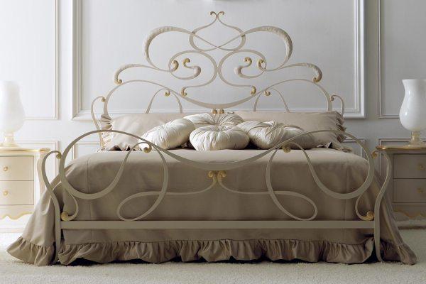 Кованые кровати Металлические кровати - Pinterest