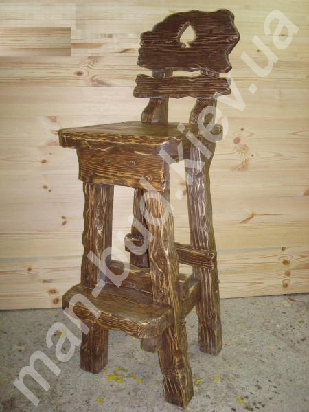 Деревянные стулья своими руками фото