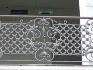 Кованые балконы фото №1