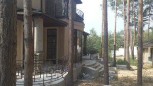 Кованые балконы фото №26