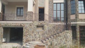 Кованые балконы фото №27
