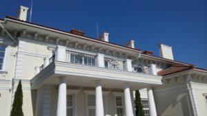 Кованые балконы фото №37