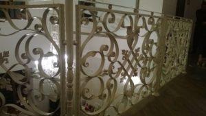 Кованые балконы фото №45