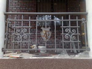 Кованые балконы фото №72
