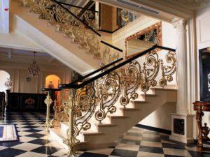 Кованые балясины для лестниц №1