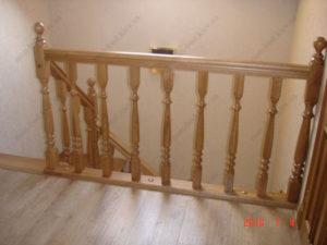 Деревянные лестницы Одесса №11