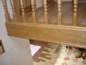 Деревянные лестницы Одесса №12