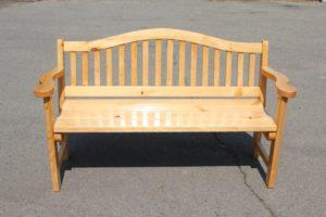 Деревянные скамейки, фото №11