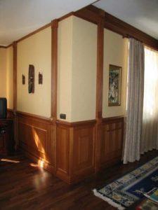 Деревянные панели фото №9