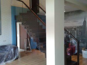 Лестницы в стиле хай-тек фото №7