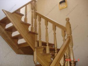Деревянные лестницы Одесса №13