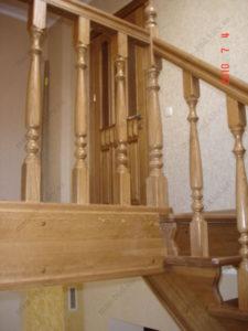 Деревянные лестницы Одесса №4