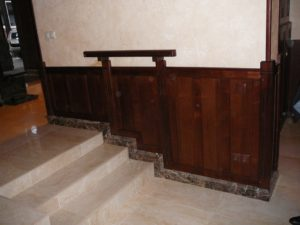 Деревянные панели фото №7