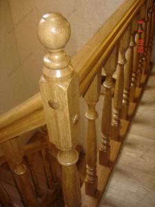 Лестницы из дуба, фото №4