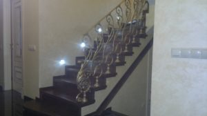 Кованые балясины для лестниц №18
