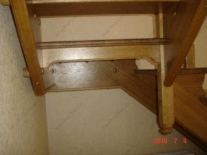 Деревянные лестницы Одесса №14