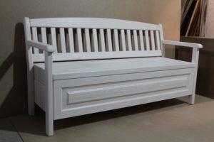 Деревянные скамейки фото №15