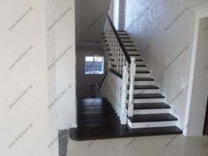 Черно-белая лестница фото №2
