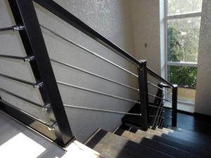 Деревянные лестницы, фото №2