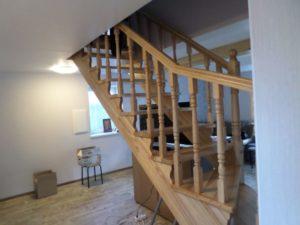 Лестницы для дачи, фото №2