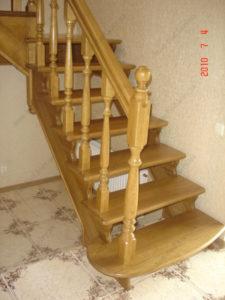 Деревянные лестницы Одесса №2