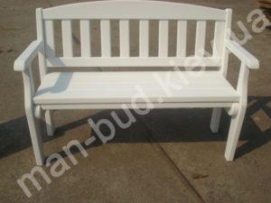 Деревянные скамейки, фото №2