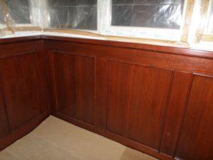 Деревянные панели фото №2