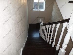 Черно-белая лестница фото №3