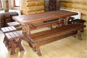 Мебель для бани, фото №3