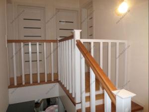 Лестница в стиле прованс фото №7
