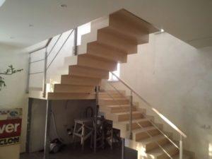 Лестницы в стиле хай-тек фото №5