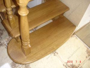 Деревянные лестницы Одесса №5