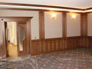 Деревянные панели фото №16