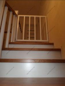 Лестница в стиле прованс фото №4