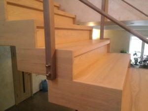 Лестницы в стиле хай-тек фото №6