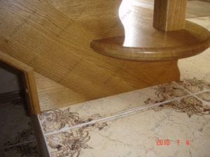 Деревянные лестницы Одесса №6