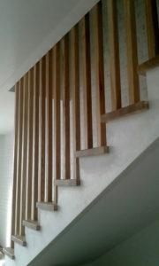 Деревянные лестницы, фото №8