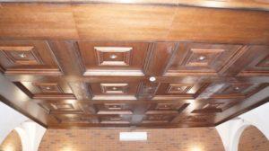 Кессонный потолок фото №6