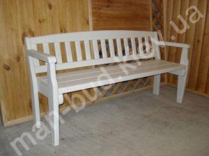 Деревянные скамейки, фото №6