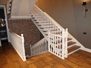 Деревянные лестницы, фото №9