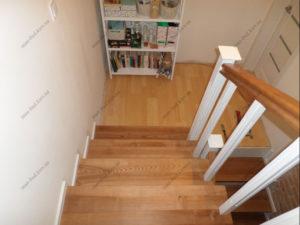Лестница в стиле прованс фото №9