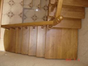 Деревянные лестницы Одесса №8