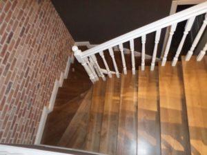 Деревянные лестницы, фото №10