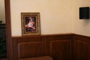 Деревянные панели фото №14