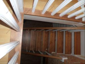 Лестница в стиле прованс фото №10