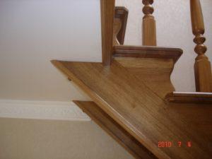 Лестницы из дуба, фото №9