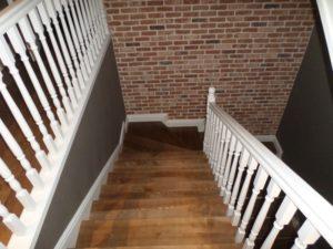 Деревянные лестницы, фото №11