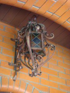 Кованые фонари, фото№9